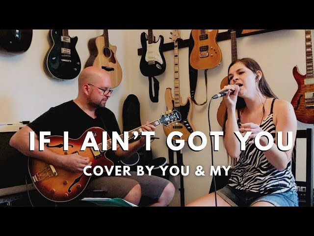 If I ain't got you - Alicia Keys | Acoustic guitar and voice cover by You & My duo