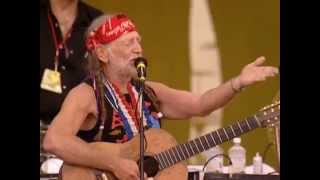 Willie Nelson - Georgia On A Fast Train - 7/25/1999 - Woodstock 99 East Stage (Official)