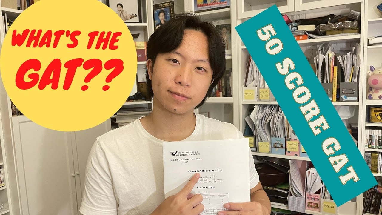 Download What is the GAT?! (99.95 ATAR Breakdown + Tips)