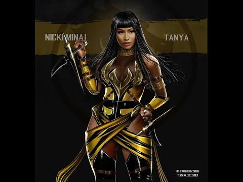 Nicki Minaj In  MK 11? + Ed Boon Teases Johnny Cage