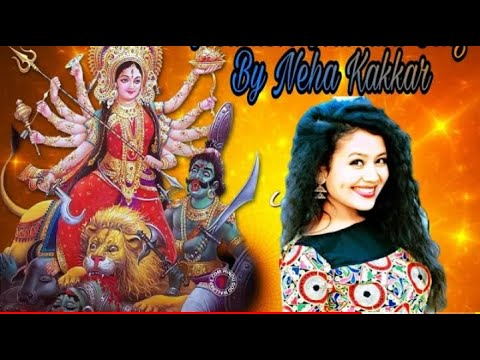Lal Lal Chunri Neha Kakkar New Song Bhakti Jai Mata Di.