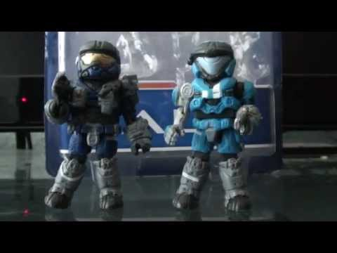 Halo Minimates Carter Watch Halo Minimates Series 3