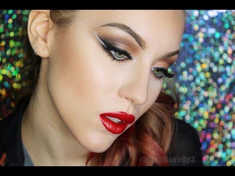 Maquillaje inspirado en KIM KARDASHIAN || GotyMakeUp3