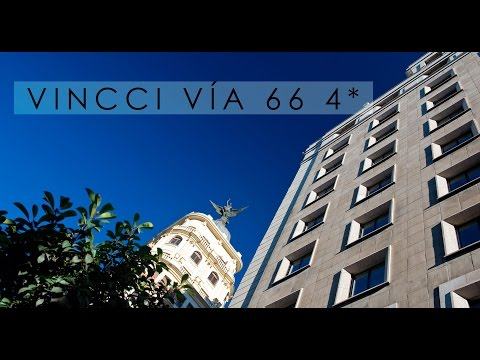 Vincci Via 66 Hotel 4* in Madrid | Vincci Hoteles