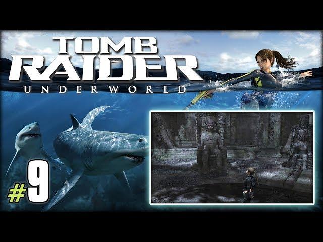 TOMB RAIDER Underworld #9 - Meksyk [2/4] - Władcy Xibalby