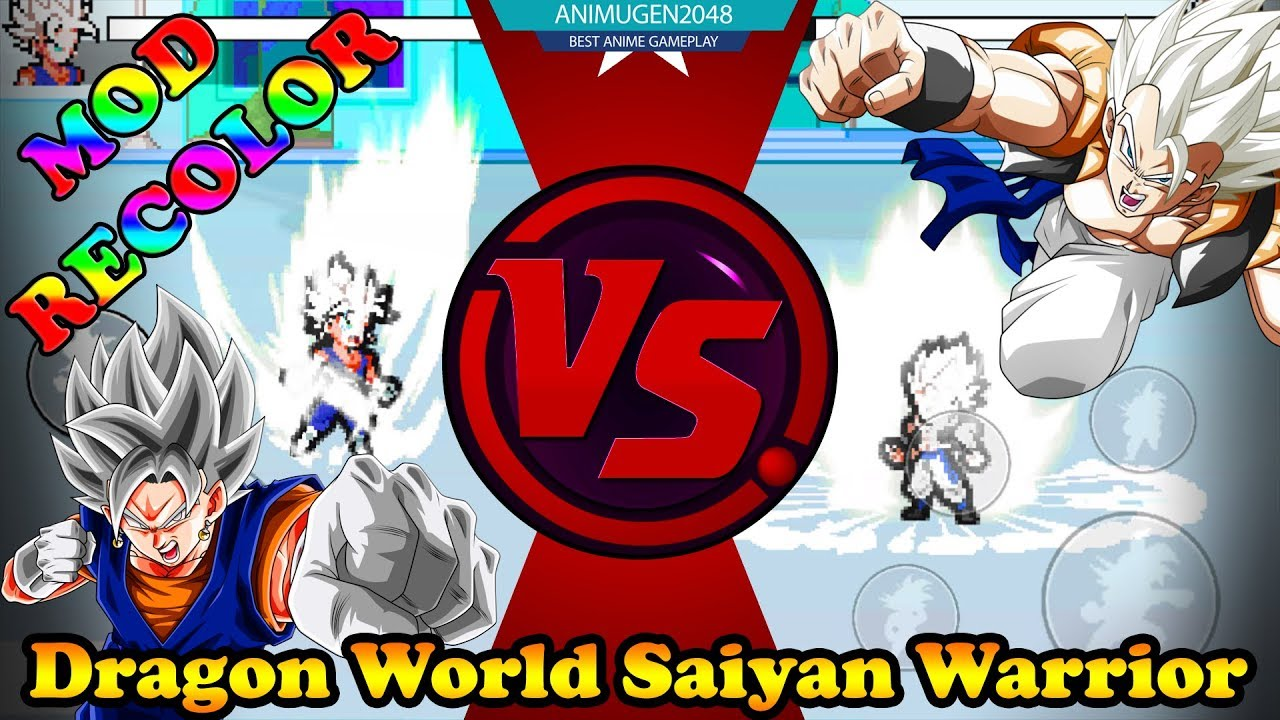 dragon ball z warriors mod apk