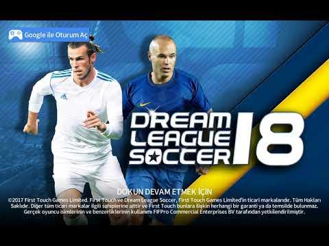 DREAM LEAGUE SOCCER 18 ÇIKTI / PARA HİLELİ APK Link Açıklamada