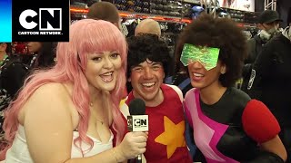 Cartoon na CCXP 2017 | Cartoon Network