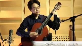cordoba classic c9 demonstration by guitarcube
