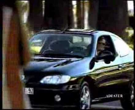 renault megane coach 1996 werbung youtube. Black Bedroom Furniture Sets. Home Design Ideas