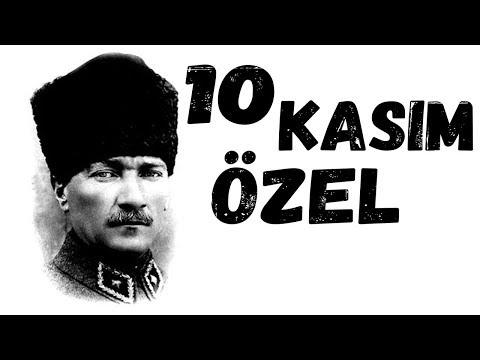 Download Youtube: 10 KASIM ÖZEL - ATATÜRK DÜŞMANLARININ...