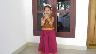 Nithya sahaya mathe....Christian devotional song by Sandy Xavier