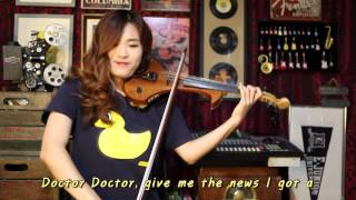 Bad Case Of Loving You - Electric violinist Jo A Ram(조아람)