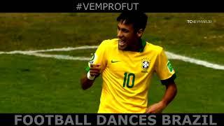 ⚡🌑 NEYMAR JR ⚽ - THE BEST DANCES😂 PT① 🌑⚡ ✓❯❯FOOTBALL DANCES BRAZIL❮❮✓