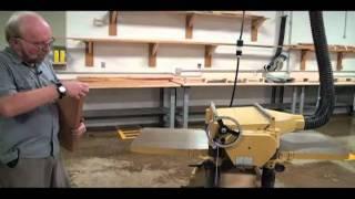 Woodworking: Planer