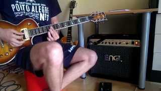 esp ltd ec 1000 with engl screamer 50 demo by slavko pekaric
