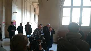 Fin du procès en appel de Jérôme Cahuzac