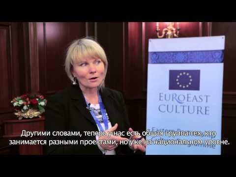 EaP Culture Polina Verbytska, Ukraine
