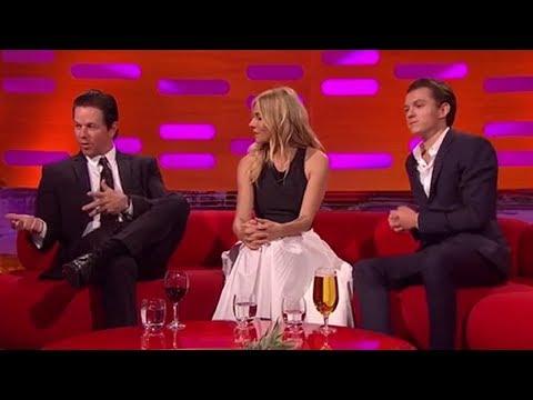 Graham Norton Show HD With Mark Wahlberg, Sienna Miller, Tom Holland, Woody Harrelson...