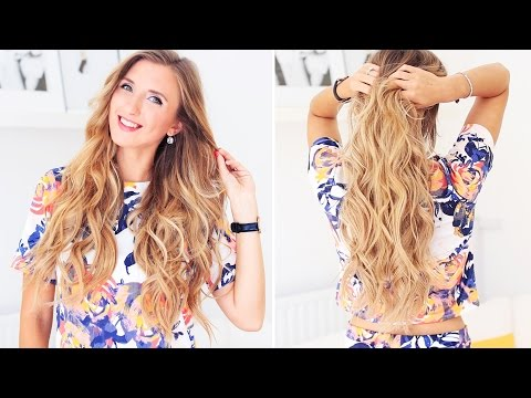 Beachy Waves | For Straight & Fine Hair