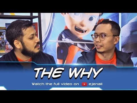 The Making Of Ejen Ali - Episode 1 - The Why