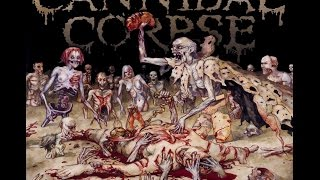 Cannibal Corpse - Dormant Bodies Bursting