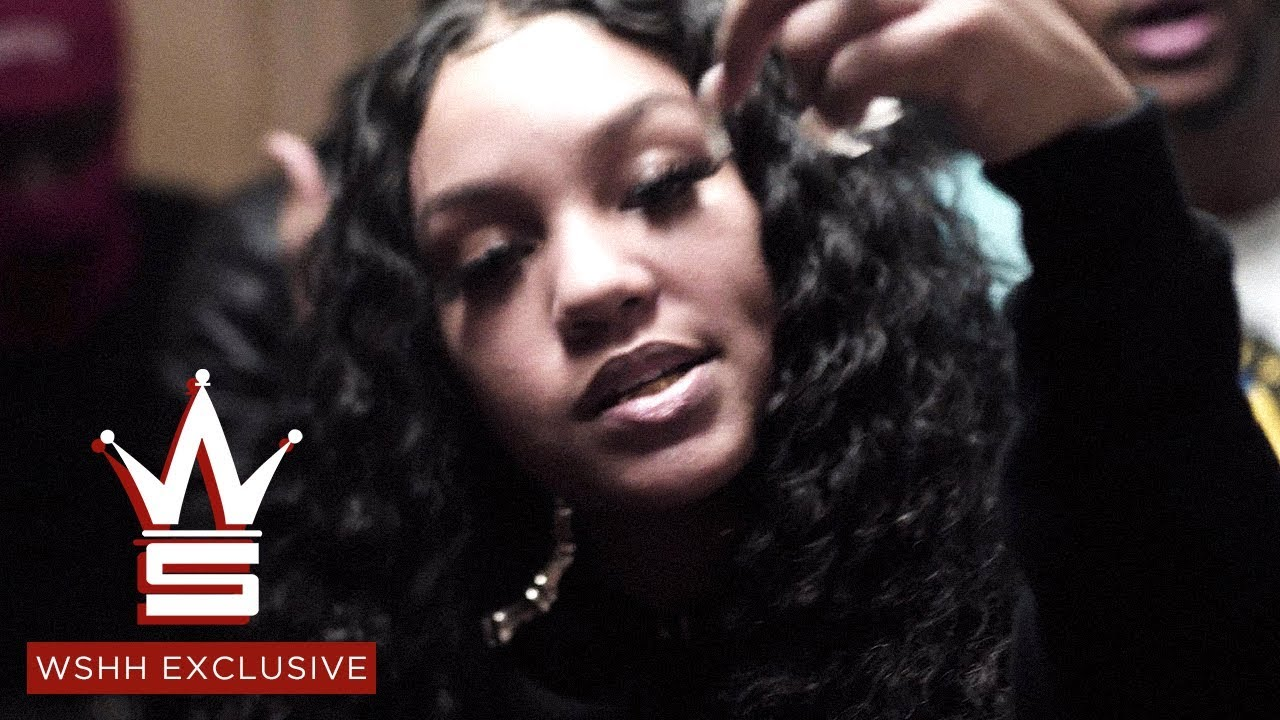 "Pretty Savage ""Headshot"" Feat. Alondo Jackson (WSHH Exclusive - Official Music Video)"