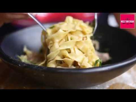 Chef Matt Golinski Makes Pasta