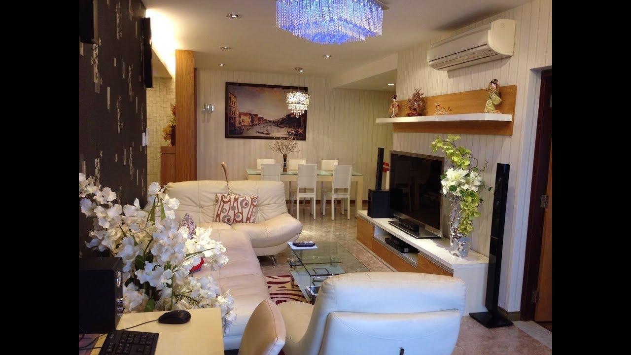Căn hộ Hùng Vương Plaza đủ nội thất đẹp giá 7 tỷ