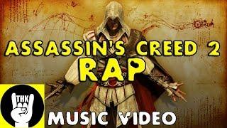 "ASSASSINS CREED 2 RAP | TEAMHEADKICK ""Make You Bleed"""