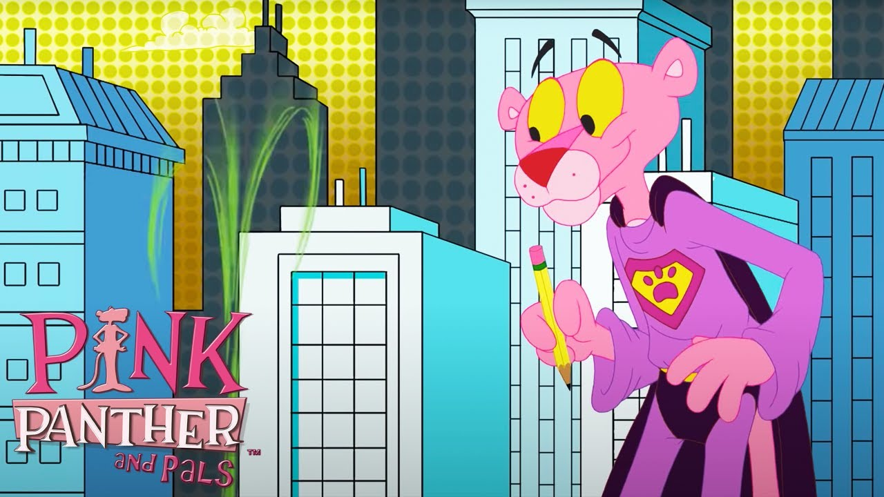 Best of Pink Imagination To Pink Reality | 35 Minute Compilation | Pink Panther & Pals