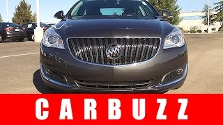 2017 Buick Regal Unboxing - The Best Sedan GM Builds Today?