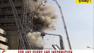 BIG FIRE INCIDENT IN DUBAI