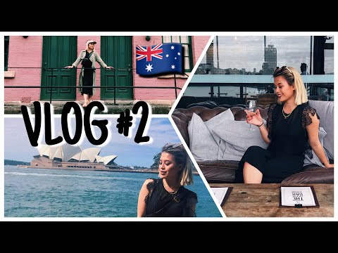 OPERA House &' coole Hotspots in Sydney! 🇦🇺   Travel Vlog Nhitastic