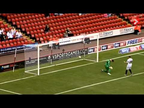 Harry Maguire's goals from 2013