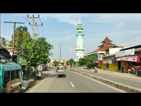 Akses Jalan Tambi - Majasari - Sliyeg Indramayu