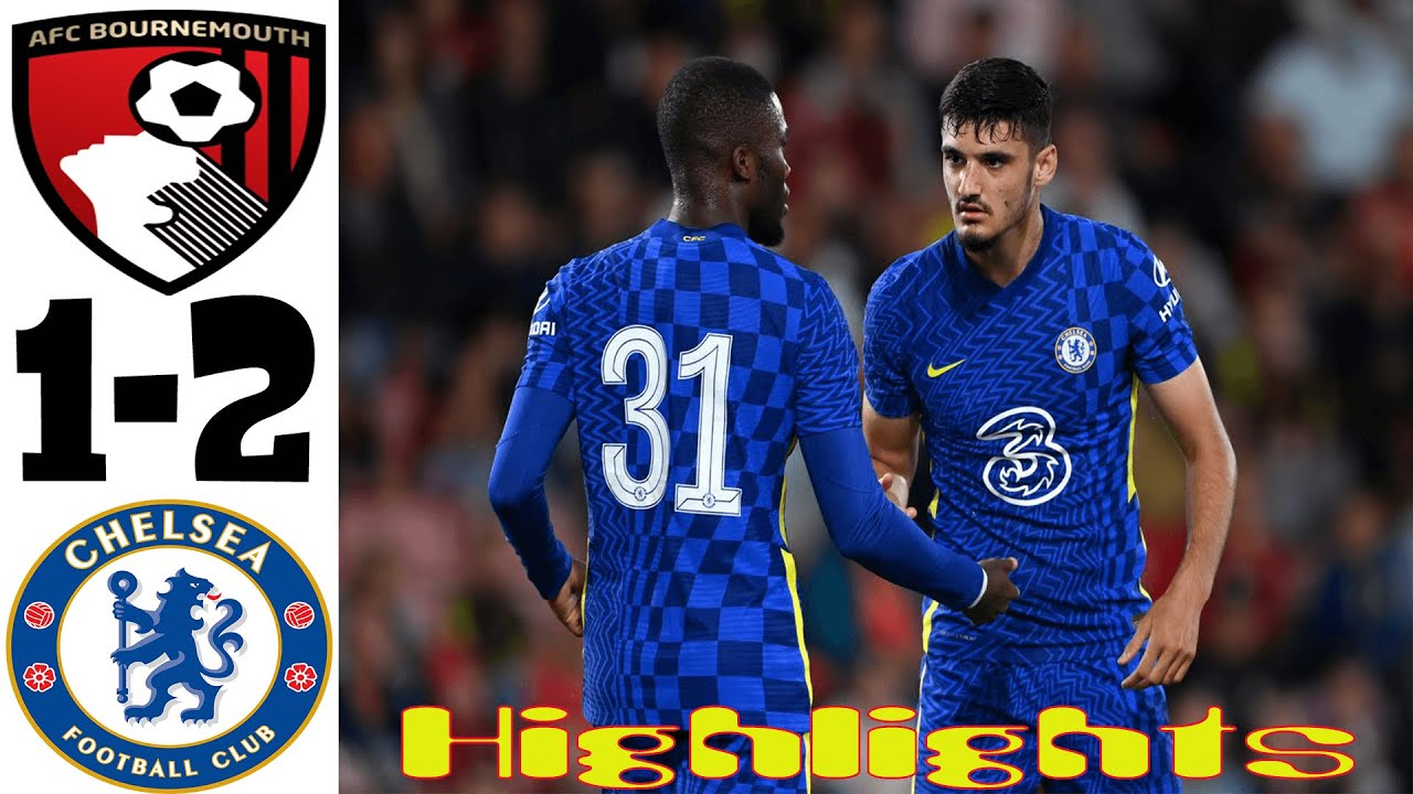 Download Bournemouth vs Chelsea 1-2 Highlights All Goals (Club Friendly) 27.07.2021