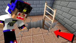 Преступник ограбил Вампира Майнкрафт Выживание нуб и про Мод Моды мультик видео minecraft для детей