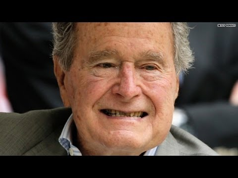Watch Bush 41's whole skydive in 75 seconds