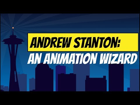 Andrew Stanton: An Animation Wizard