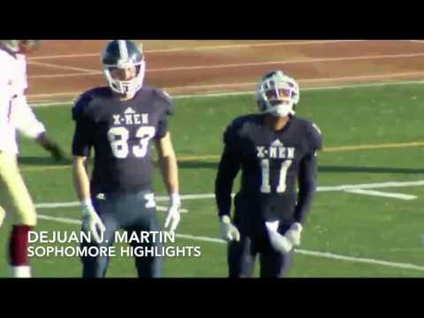 Dejuan J. Martin | STFX | 2016 Sophomore Highlights
