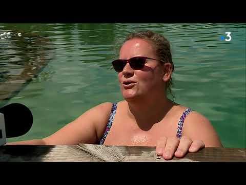 Se baigner au naturel grâce à la piscine biologique