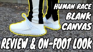 HUMAN RACE TRAIL BLANK CANVAS (REVIEW