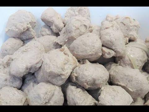 BÒ VIÊN - Bí Quyết để Xay Thịt Làm Bò Viên Dai Giòn - Xay Thịt Không Quấn Trục Máy By Vanh Khuyen