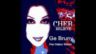 Cher - Believe (Ge Bruny & Pac Nabur Remix 2013)