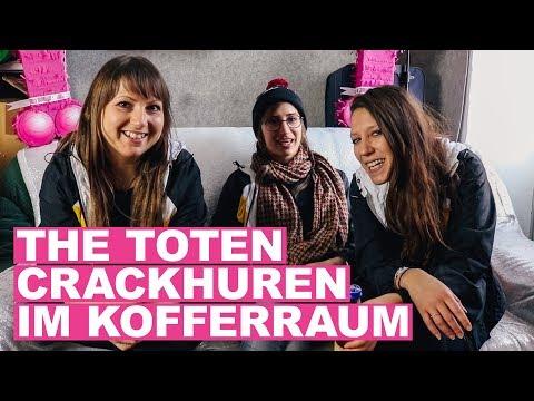 The toten Crackhuren im Kofferraum im Interview