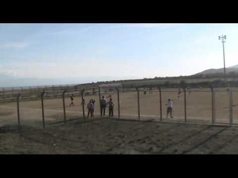 Calcio, 2^ Categoria. Amendolara - Mandatoriccese [SERVIZIO VIDEO]