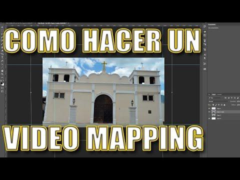 COMO HACER UN VIDEOMAPPING parte 1