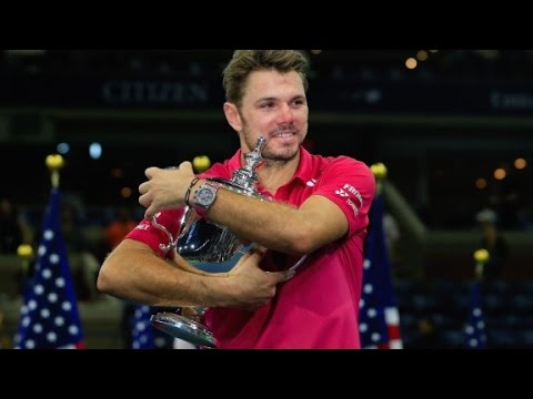 Stan Wawrinka wins US Open