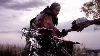 "Trailer - KNIGHTS CONTRACT ""Gamescom 2010 Trailer"" for PS3 and Xbox 360"
